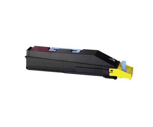 Toner Compativel Kyocera TK 880 Y Amarelo ~ 18.000 Paginas