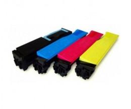 4 Toners Compativeis, Utax 3621 Preto + Cor ~ 7.000 / 5.000 Paginas