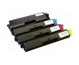 4 Toners Compativeis, Utax CLP 3726 Preto + Cor ~ 7.000 / 5.000 Paginas