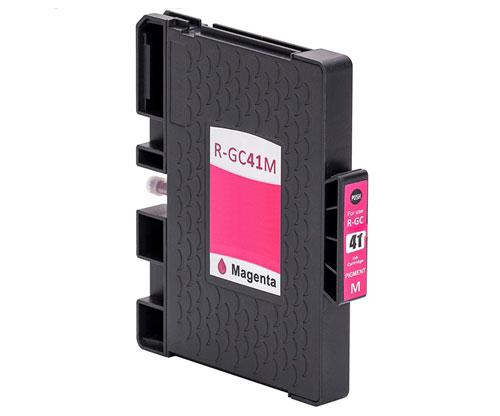 Tinteiro Compativel Ricoh GC-41 / GC-41 XXL Magenta 22ml