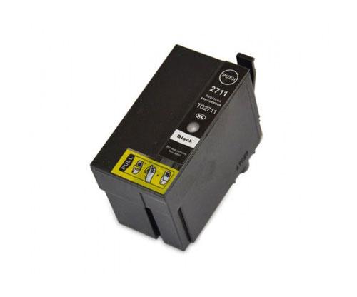Tinteiro Compativel Epson T2701 / T2711 / 27 XL Preto 22.4ml