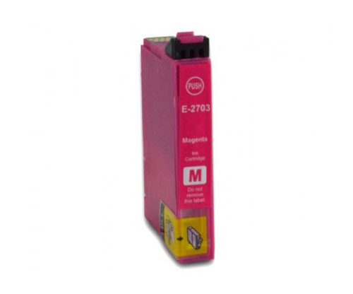 Tinteiro Compativel Epson T2703 / T2713 / 27 XL Magenta 15ml