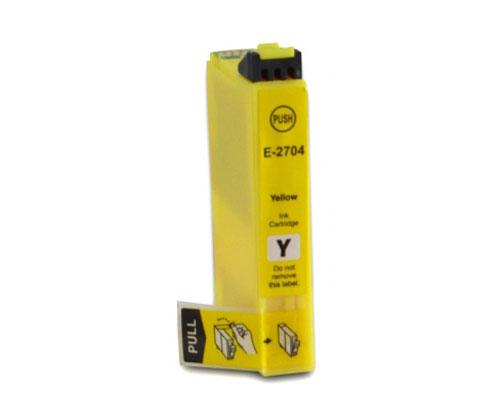 Tinteiro Compativel Epson T2704 / T2714 / 27 XL Amarelo 15ml