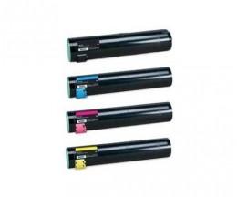 4 Toners Compativeis, Lexmark C930H2 ~ 38.000 / 24.000 Paginas