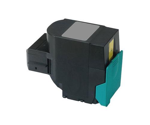Toner Compativel Lexmark C540H1YG Amarelo ~ 2.000 Paginas