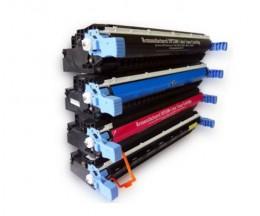 4 Toners Compativeis, HP 645A Preto + Cor ~ 13.000 / 12.000 Paginas