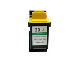Tinteiro Compativel Lexmark 20 Cor 21ml