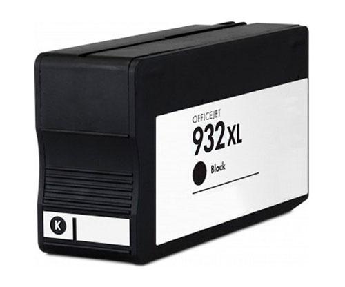 Tinteiro Compatível HP 932XL Preto 40ml