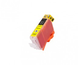 Tinteiro Compativel Canon BCI-6 Y Amarelo 13.4ml