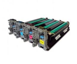 4 Tambores Compativeis, Konica Minolta A0310XH Preto + Cor ~ 30.000 Paginas