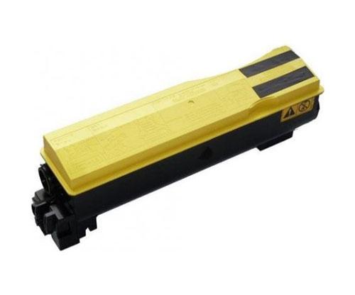 Toner Compativel Kyocera TK 560 Y Amarelo ~ 10.000 Paginas