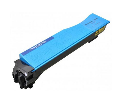 Toner Compativel Kyocera TK 550 C Cyan ~ 6.000 Paginas