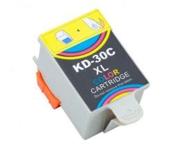 Tinteiro Compativel Kodak 30XL Cor 40ml