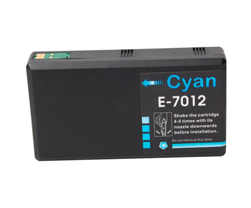 Tinteiro Compatível Epson T7012 / T7022 / T7032 Cyan 35ml