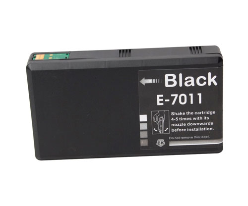 Tinteiro Compativel Epson T7011 / T7021 / T7031 Preto 59ml