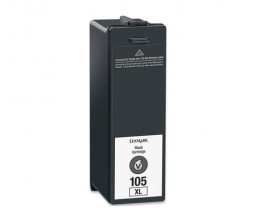 Tinteiro Compativel Lexmark 105 XL Preto 26ml
