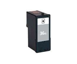 Tinteiro Compativel Lexmark 36 XL Preto 21ml