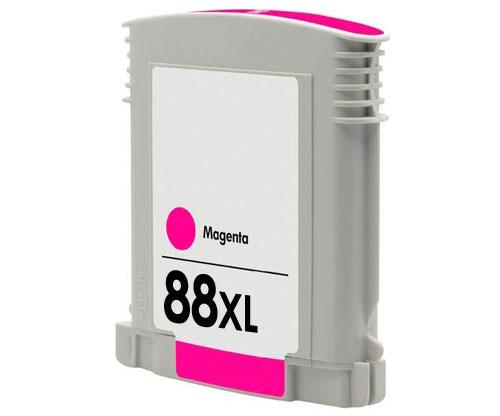 Tinteiro Compatível HP 88 XL Magenta 35ml