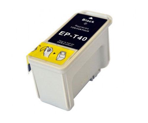 Tinteiro Compativel Epson T040 Preto 17.8ml