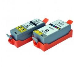 2 Tinteiros Compativeis, Canon PGI-35 / CLI-36 Preto 9ml + Cor 11.8ml