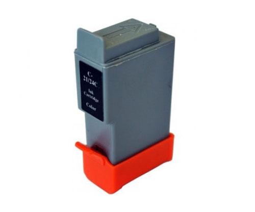 Tinteiro Compatível Canon BCI-21 / BCI-24 Cor 12.6ml