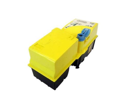 Toner Compativel Kyocera TK 825 Y Amarelo ~ 7.000 Paginas