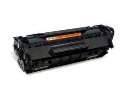 Toner Compatível HP 12A / Canon FX-10 Preto ~ 2.000 Paginas
