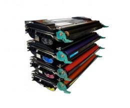 4 Toners Compativeis, Lexmark C5220 ~ 3.000 Paginas