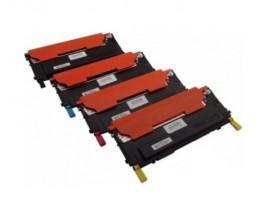 4 Toners Compativeis, Dell 5931049X Preto + Cor ~ 1.500 / 1.000 Paginas