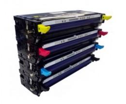 4 Toners Compativeis, DELL 5931029X Preto + Cor ~ 9.000 Paginas