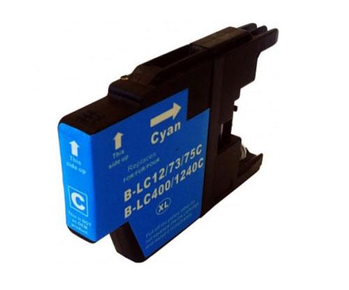 Tinteiro compatível Brother LC-1220 C / LC-1240 C / LC-1280 C Cyan 16.6ml