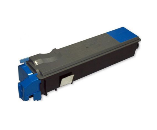 Toner Compativel Kyocera TK 520 C Cyan ~ 4.000 Paginas
