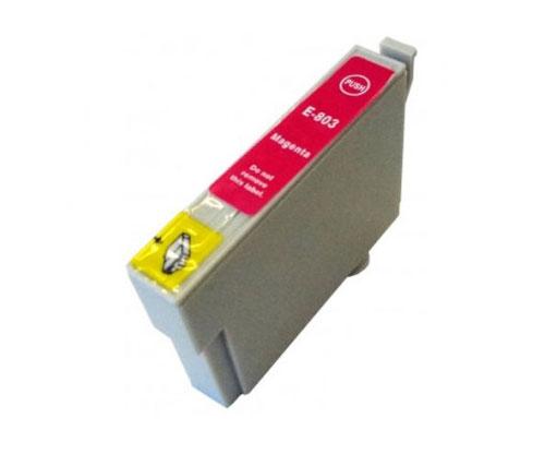 Tinteiro Compativel Epson T0803 Magenta 13ml