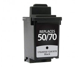 Tinteiro Compativel Lexmark 50 / 70 / 71 / 75 Preto 21ml