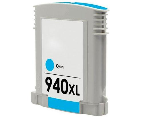 Tinteiro Compativel HP 940 XL Cyan 30ml