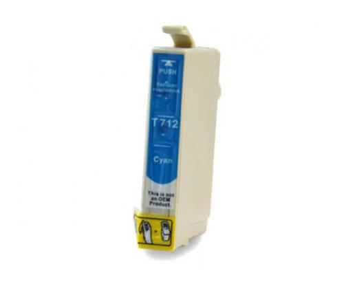 Tinteiro Compatível Epson T0712 / T0892 Cyan 13ml