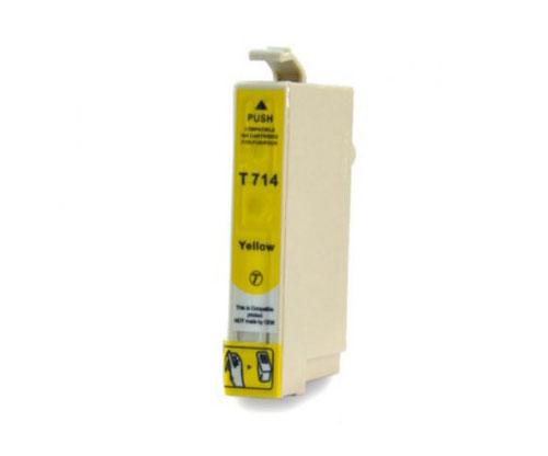 Tinteiro Compatível Epson T0714 / T0894 Amarelo 13ml