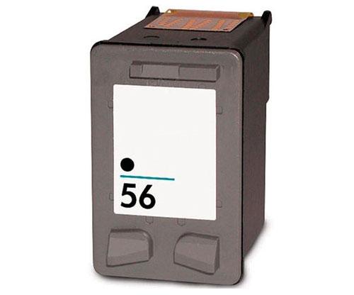 Tinteiro Compativel HP 56 XL Preto 22ml
