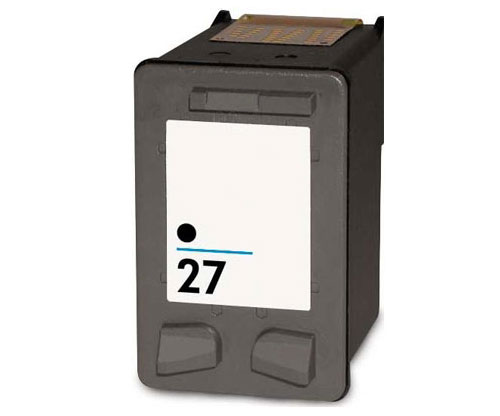Tinteiro Compativel HP 27 Preto 22ml
