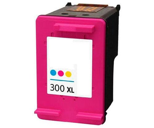 Tinteiro Compativel HP 300 XL Cor 18ml