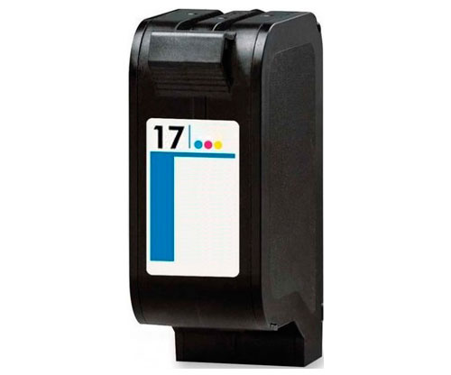 Tinteiro Compativel HP 17 Cor 39ml