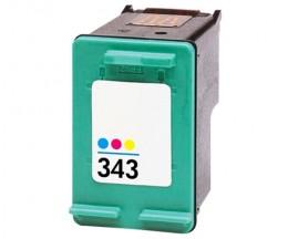 Tinteiro Compativel HP 343 Cor 18ml