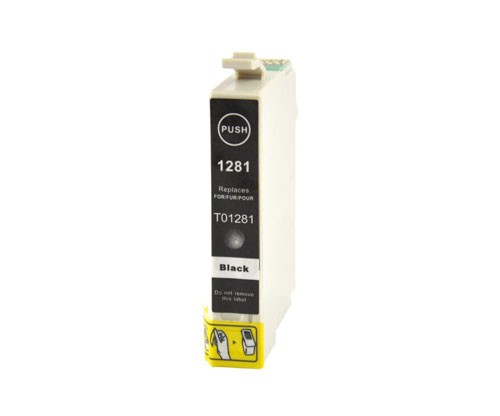 Tinteiro Compativel Epson T1281 Preto 13ml