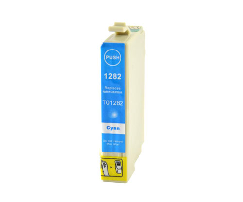 Tinteiro Compativel Epson T1282 Cyan 6.6ml