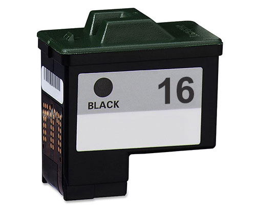 Tinteiro Compativel Lexmark 16 / 17 Preto 15ml