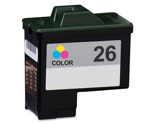Tinteiro Compativel Lexmark 26 / 27 Cor 12ml