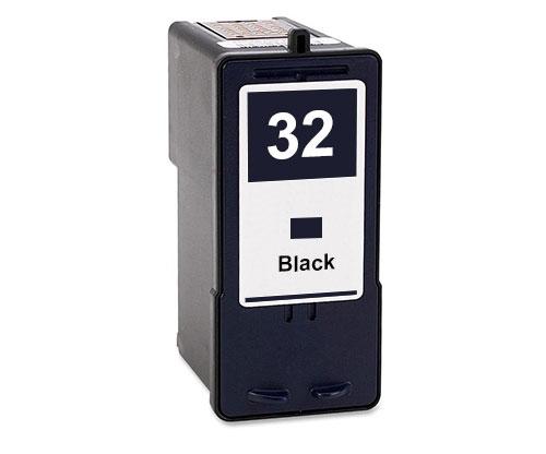 Tinteiro Compativel Lexmark 32 Preto 21ml