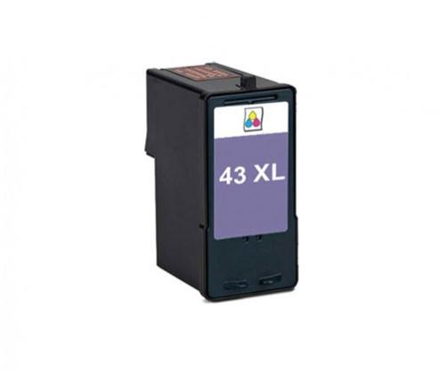 Tinteiro Compativel Lexmark 43 XL Cor 15ml