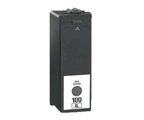 Tinteiro Compativel Lexmark 100 XL Preto 19ml