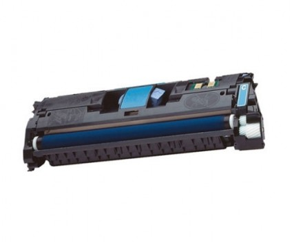 Toner Compativel HP 121A / HP 122A Cyan ~ 4.000 Paginas